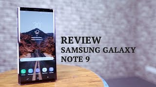 Samsung Galaxy Note 9 Review | Samsung Galaxy Note 9 Price & Specs
