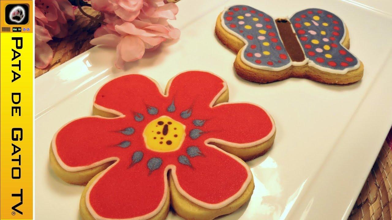 Galletas Decoradas Con Glasé Real Royal Icing Decorated Cookies