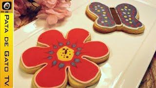 Galletas Decoradas Para Halloween / Halloween Royal Icing Cookies