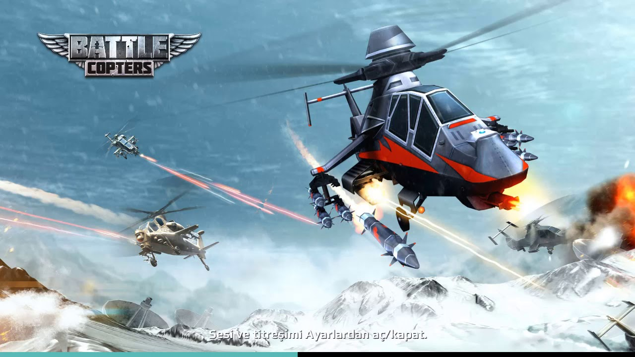 Best Helicopter Simulation War Game Battle Copters Gameplay Youtube