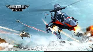Best Helicopter Simulation War Game   Battle Copters GamePlay