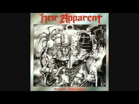 HEIR APPARENT - Hands of destiny - 1986