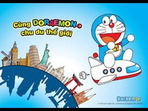 Phim Hoạt Hình Doremon Tieng Viet Nobita và cuộc chiến vũ trụ