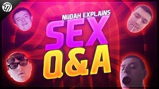 Red Nudah Explains Sex