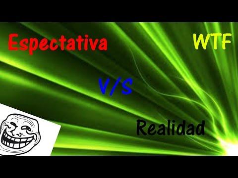 Expectativa V/s Realidad | zunez |#1