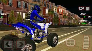 Highway Rider Bike Racing: Crazy Bike Traffic Race screenshot 2