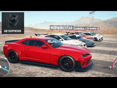 Need For Speed Payback Ep17 - Unlocking AIR SUSPENSION!! / Noise Bomb FINAL