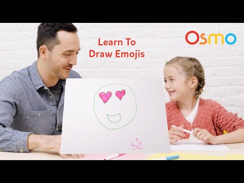 Learn How to Draw Emojis: Easy Art for Kids | Osmo