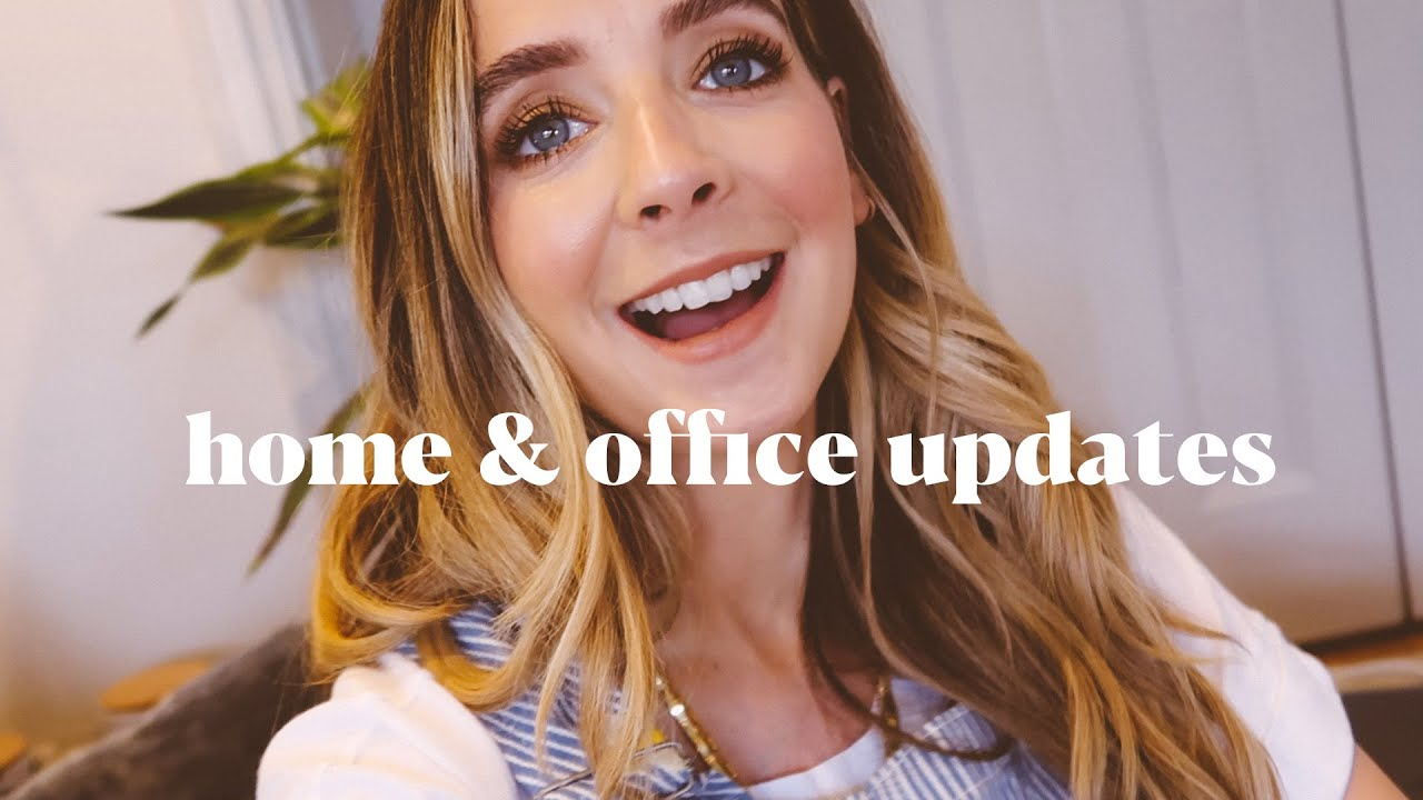 House and Office Updates & Baking For The Family | ad