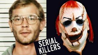 5 SCARIEST SERIAL KILLERS