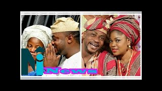 Odunlade Adekola new wife is it a rumor