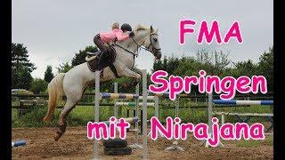 FMA I Springtraining mit Nirajana I Springgymnastik