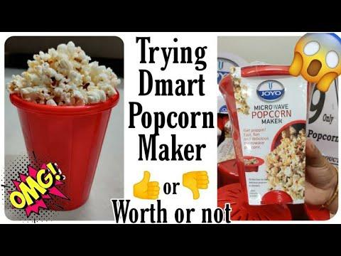 microwave popcorn maker by joieshop