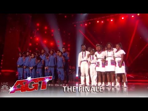 TOP 5 ANNOUNCEMENT: Did Your Favorites Make It Into The Top 5? | America's Got Talent 2019
