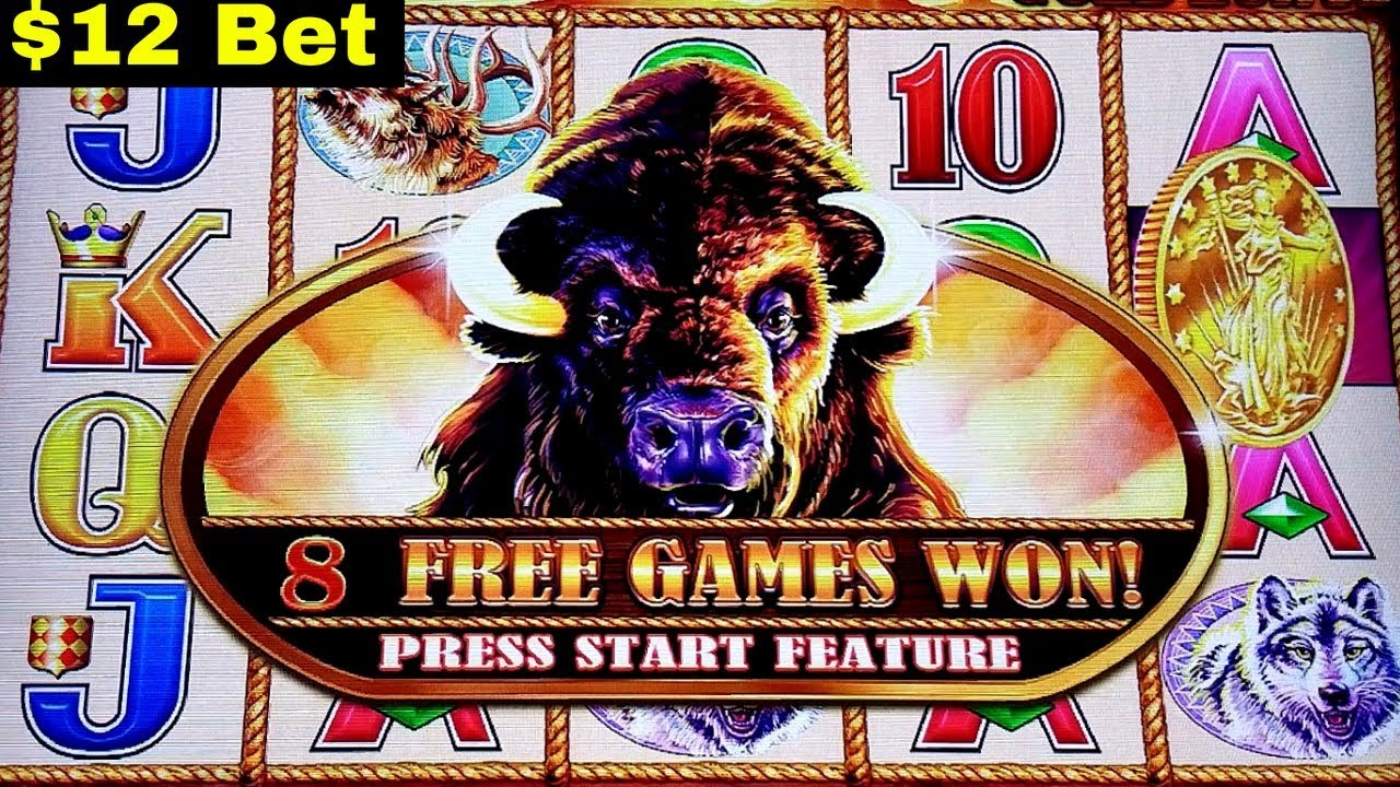Play Buffalo Gold Online