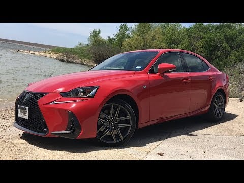 Buy One, Yesterday!---2018 Lexus IS300 F Sport Review
