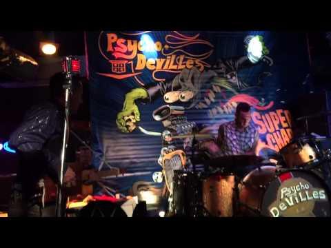 Cigar Box Guitar Song - Hot Rod Walt and The Psycho DeVilles