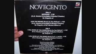Novecento - I will never let you down (1992 DJ Herbie remix)