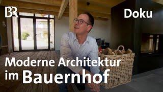 Moderne Architektur im Denkmal: Altes Haus - junge Leute | Zwischen Spessart und Karwendel | Doku