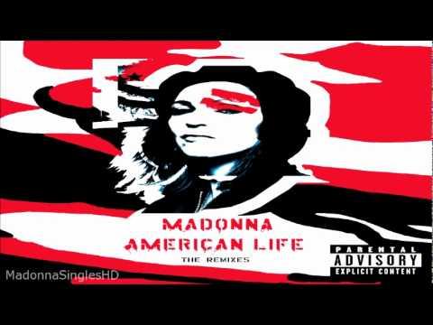 Madonna - American Life (Missy Elliot American Dream Remix)