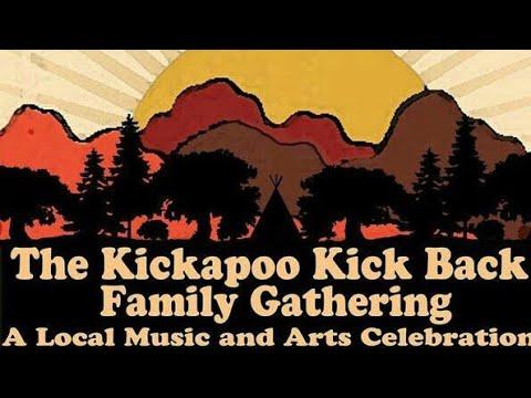 Kickapoo KickBack (day 2) random people dancing