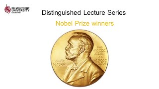 Nobel Prize winner Prof Richard Henderson: Molecular structures in biology   14 December 2020