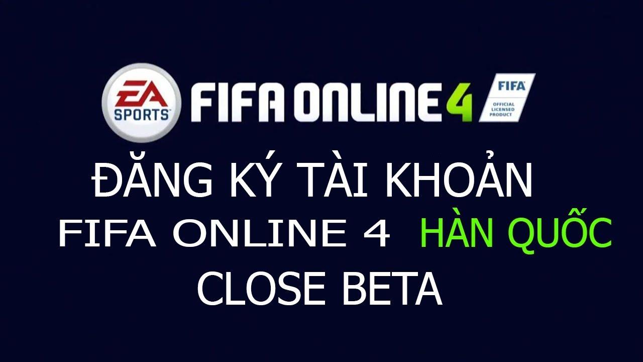 FT Lengends   Đăng ký tài khoản FIFA ONLINE 4 HÀN QUỐC – CLOSE BETA