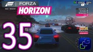 Forza Horizon Walkthrough - Part 35 - Street Race: Red Rock To Dam