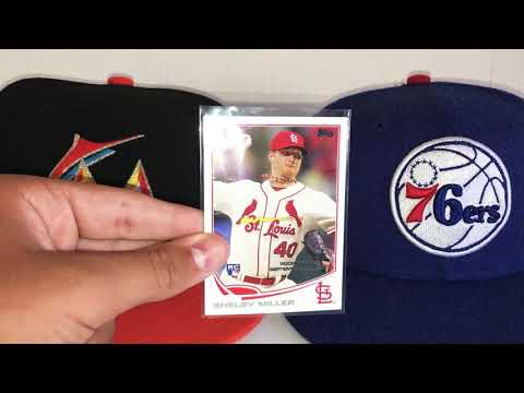 Shelby Miller Rookie Card Review!