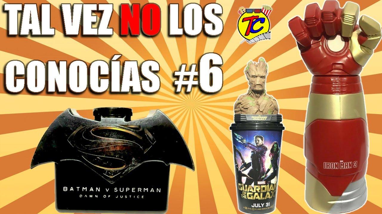Promocionales de cine y otros que TAL VEZ NO CONOCÍAS #6