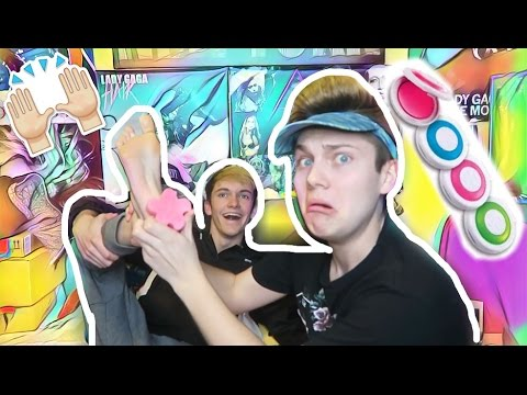TRYING GIRL PRODUCTS WITH TANNER!