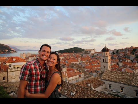 Walking on Dubrovnik