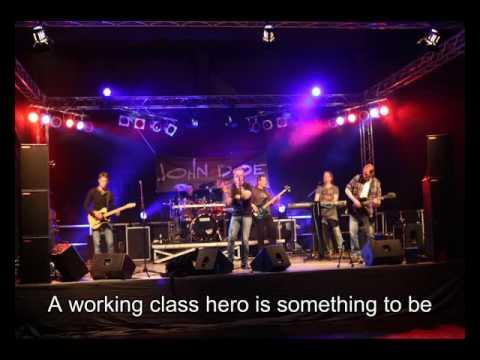 John Doe - Working Class Hero lyrics