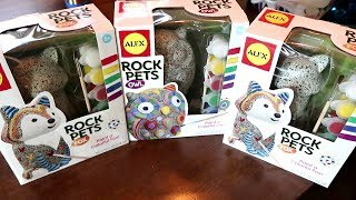 PAINTING ROCK PETS