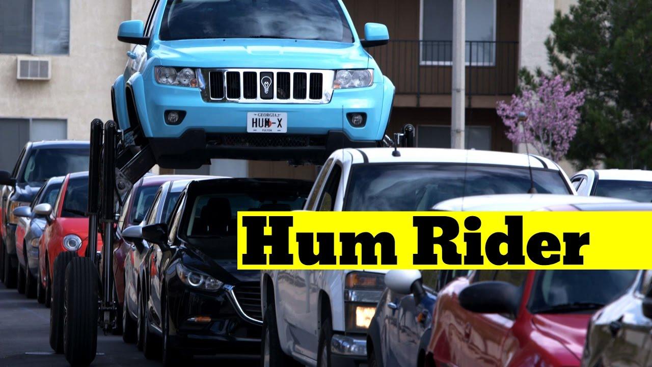 Автомобил создаден за избегнување на гужвите