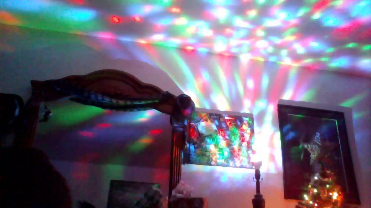 Polaroid Disco Light Bulb Youtube