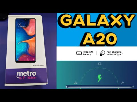 samsung-galaxy-a20-metro-by-t-mobile-(price,specs,-release,-features)