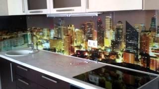 Скинали Кухонные фартуки из стекла Blistek(Изготовление