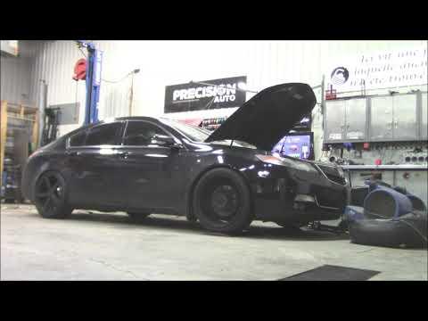 Precision Auto Canada Acura TL SH AWD Dyno Tuning