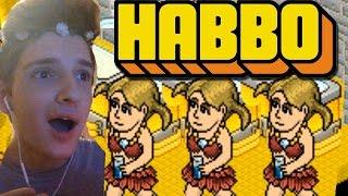 SNATCHING BOYS & BASICS~ Habbo Hotel!