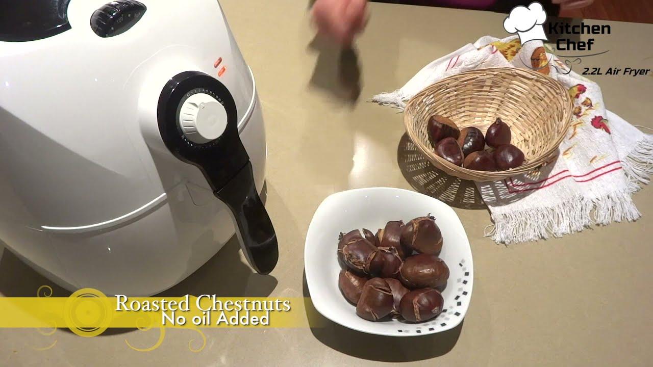 Kitchen Chef 22L Air Fryer  YouTube