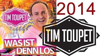 TIM TOUPET - Was ist denn los (offizielles Musikvideo)