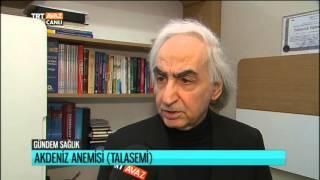 Akdeniz Anemisi / Talasemi - Hematolog Prof. Dr. Akın Uysal Anlatıyor - Gündem Sağlık - TRT Avaz