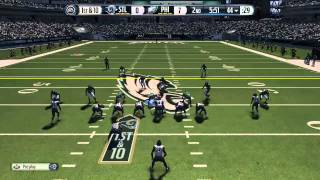Madden 15 Jared Cook To The House For 6!
