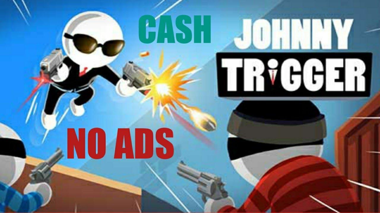 Johnny Trigger MOD APk - No ADS - YouTube