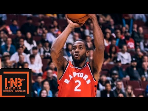 Toronto Raptors vs Portland Trail Blazers Full Game Highlights | 29.09.2018, NBA Preseason