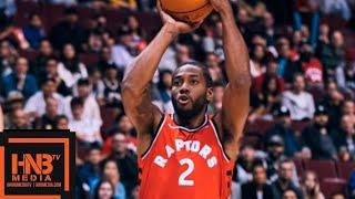 Toronto Raptors vs Portland Trail Blazers Full Game Highlights | 29.09.2018, NBA Preseason