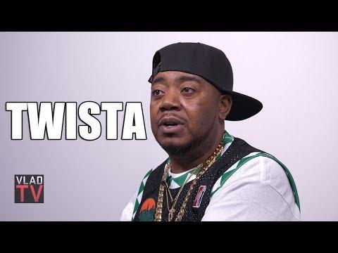 DJ Stone - Twista on 2 of His Bodyguards Getting Killed