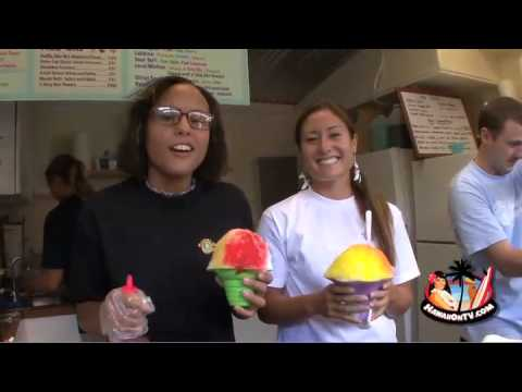Ululani's Hawaiian Shave Ice - Maui Hawaii
