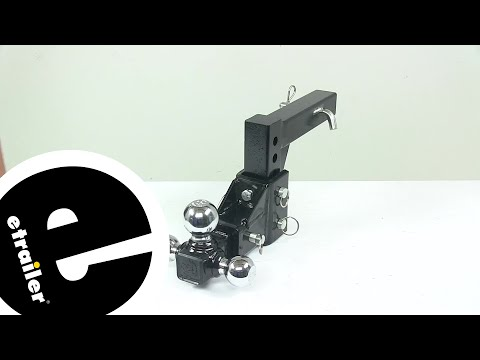 Buyers Products Ball Mounts - Adjustable Ball Mount - 3371802225 Review - etrailer.com